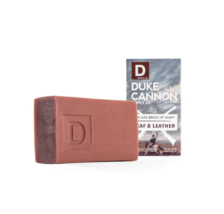 Big Ass Brick Of Soap | Duke Cannon