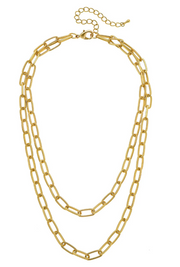 Capucine Layered Necklace