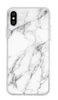 White Marble iPhone XR Case