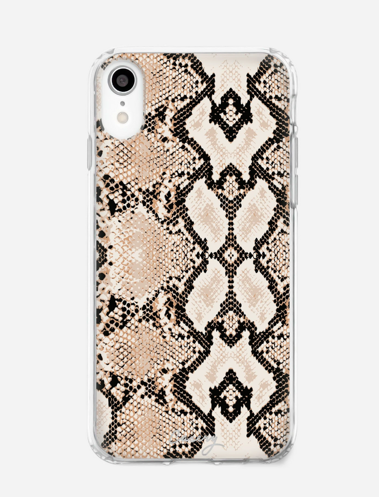 Snakeskin iPhone XR Case