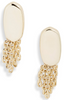 Deanna Stud Earrings - Gold