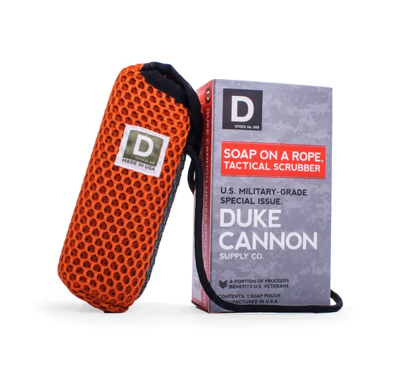 Tactical Soap On A Rope Pouch | Duke Cannon