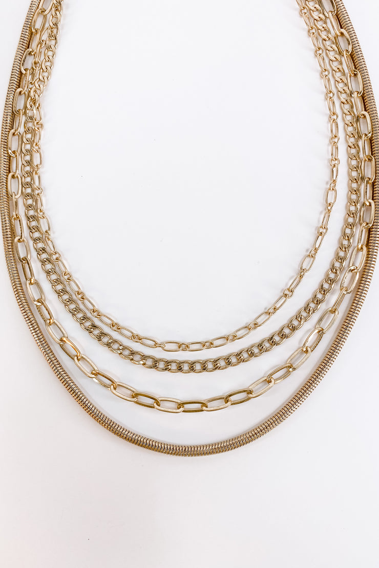 Jillian Layered Necklace