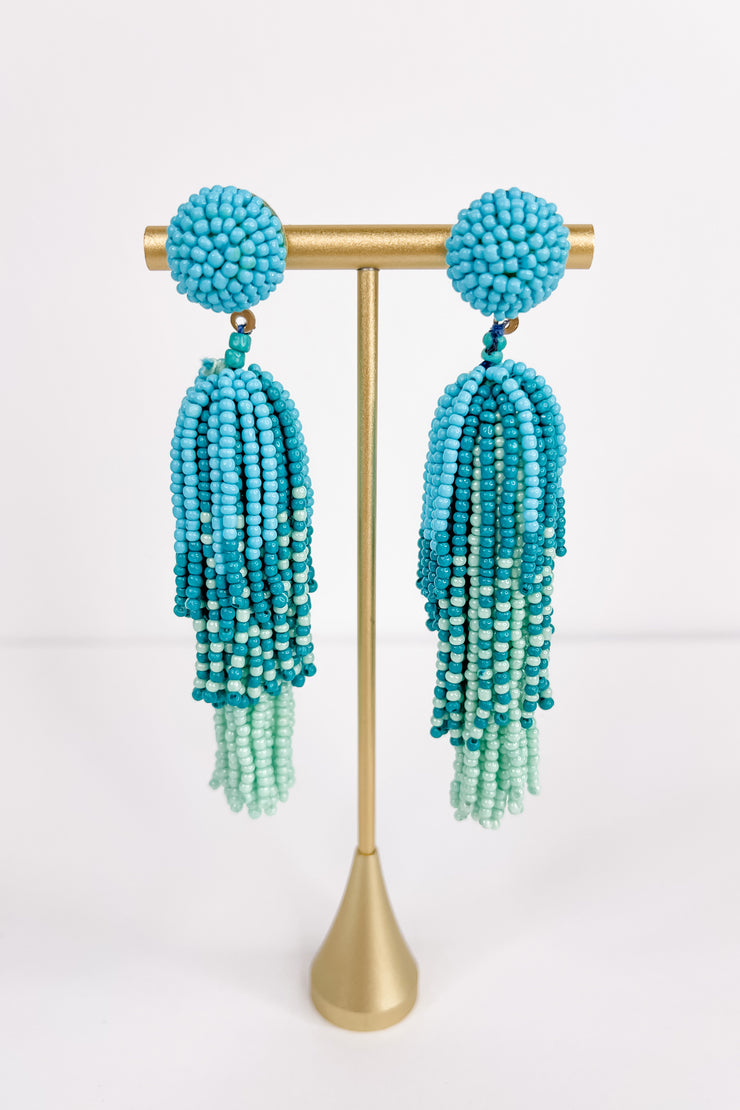 Always Been You Earring - Turquoise