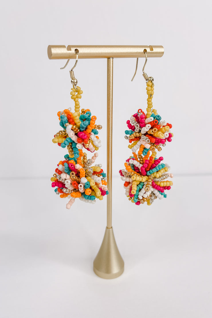 Worth Keeping Earrings - Multi