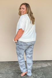 Totally Camo Jogger - FINAL SALE