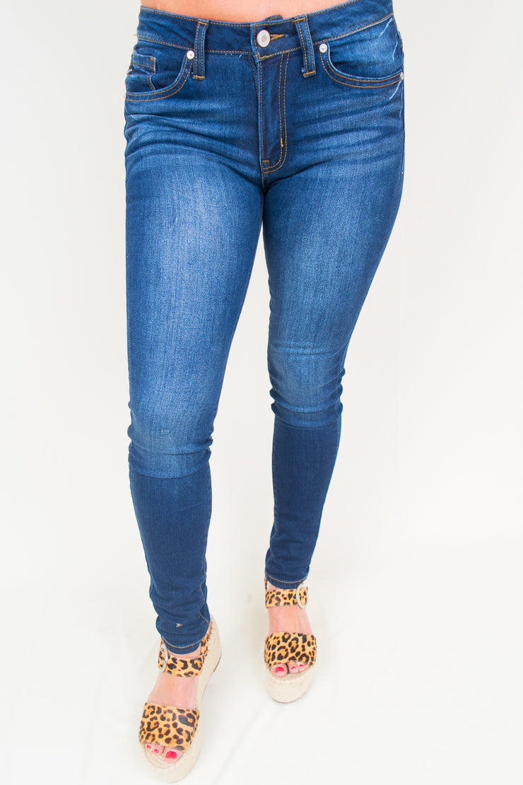 Autumn Skinny Jean - The Willow Tree Boutique