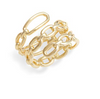 Ryder Wrap Gold Ring - Size 7