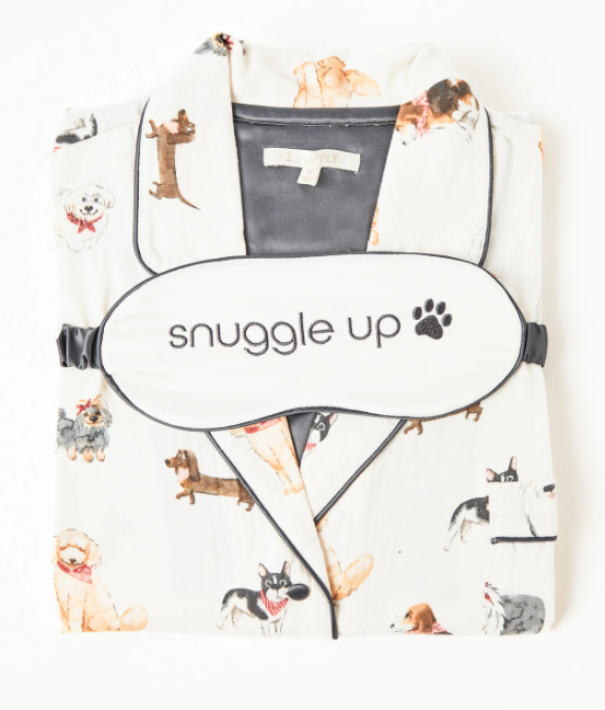 Dream State Pup PJ Set | Z Supply