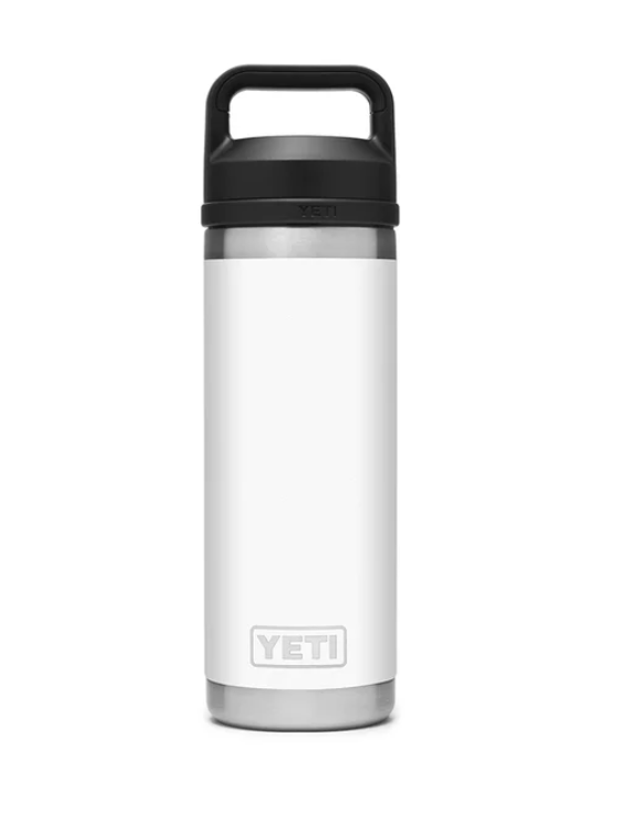 Rambler 18 oz Chug Bottle - White