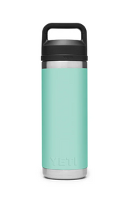Rambler 18 oz Chug Bottle - Seafoam