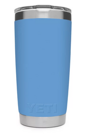Yeti Rambler 20 Oz - Pacific Blue