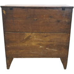 Early American 19th Century Blanket Chest - Avery, Teach and Co.