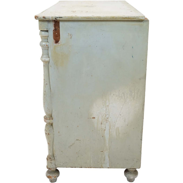 Early Antique Painted Wash Stand - Avery, Teach and Co.