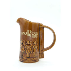 Seagrams' 100 Pipers Scotch Pitcher - Avery, Teach and Co.