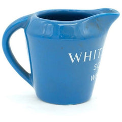 White Horse Scotch Whiskey Small Pitcher - Avery, Teach and Co.