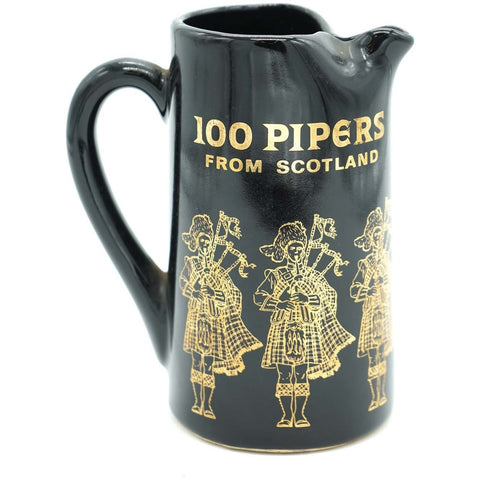 100 Pipers from Scotland Pitcher - Avery, Teach and Co.
