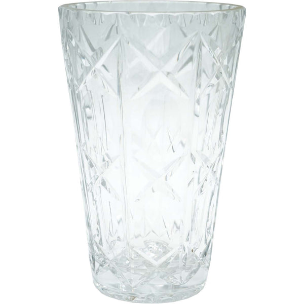 Pressed Glass Vase - Avery, Teach and Co.