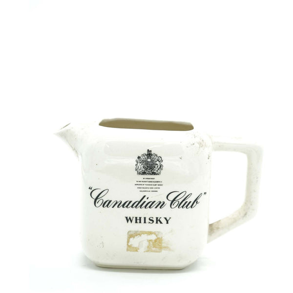 Canadian Club Whisky Water Pitcher - Avery, Teach and Co.