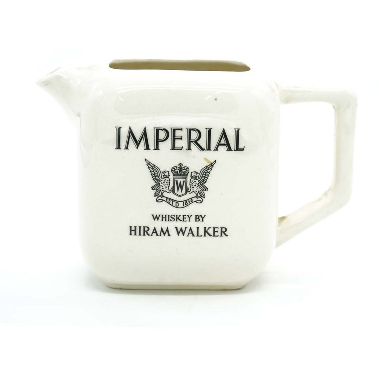 Vintage Imperial Whiskey Pitcher