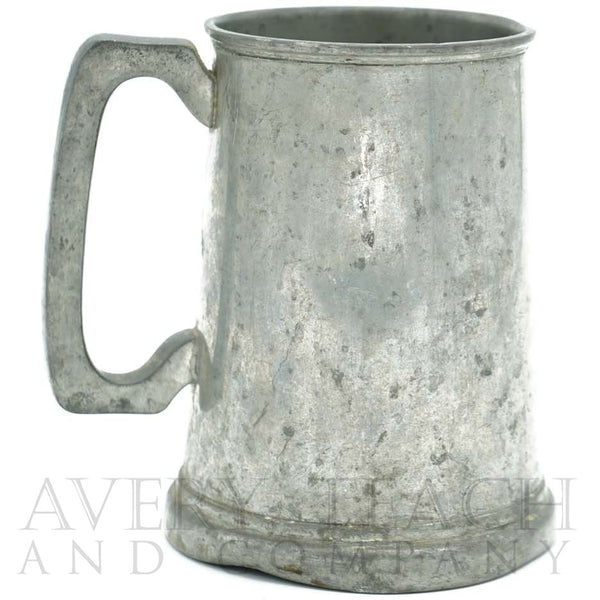 Vintage English Pewter Tankard - Avery, Teach and Co.