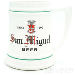 San Miguel World's Biggest Beer Mug