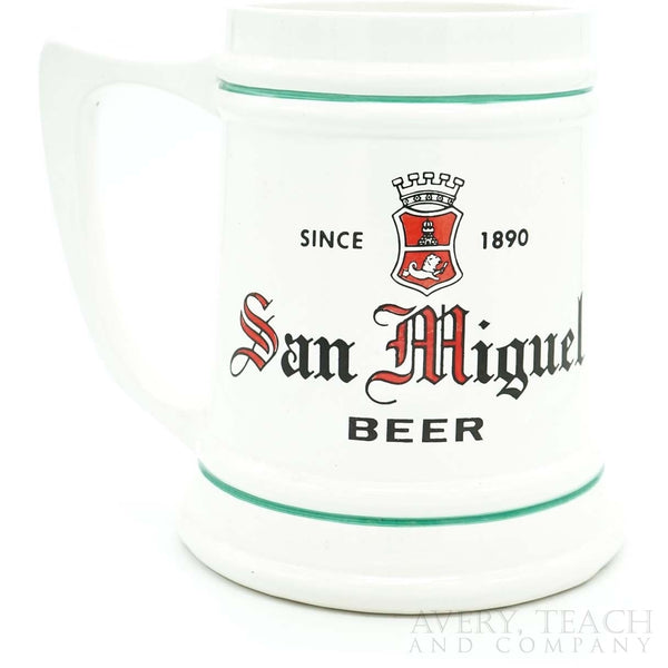 "San Miguel ""World's Biggest Beer Mug"" - Avery, Teach and Co."