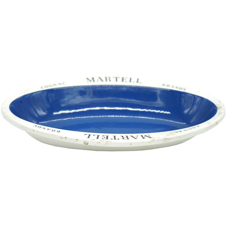 Vintage Cognac Martell Ashtray