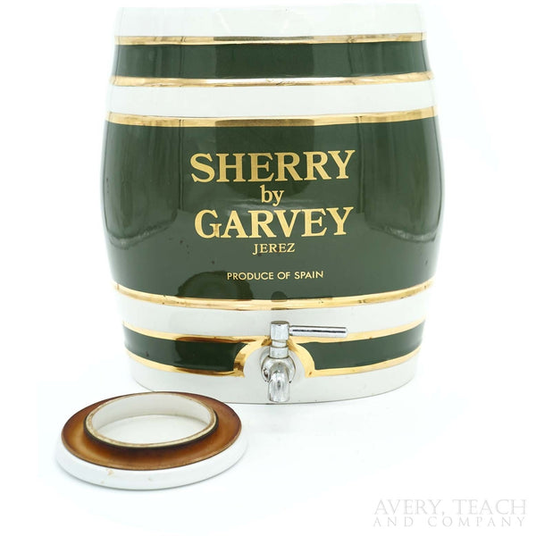 Sherry by Garvey Barrel Decanter - Avery, Teach and Co.
