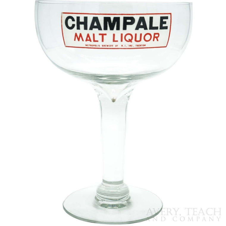 Champale Malt Liquor Glass