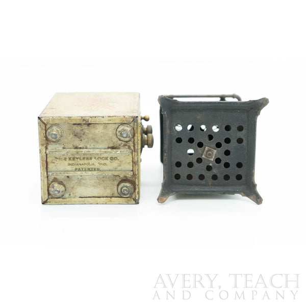 Pair of Early 20th Century Still Banks - Avery, Teach and Co.