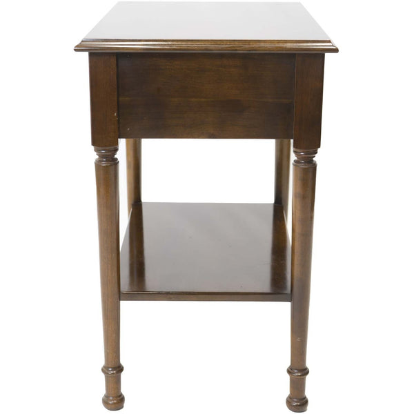 Leopold Stickley Original One-Drawer Side Table - Avery, Teach and Co.