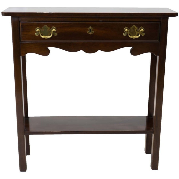 Stickley Hall Table
