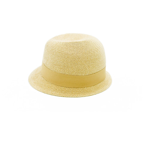 Tan Cloche Hat - Avery, Teach and Co.