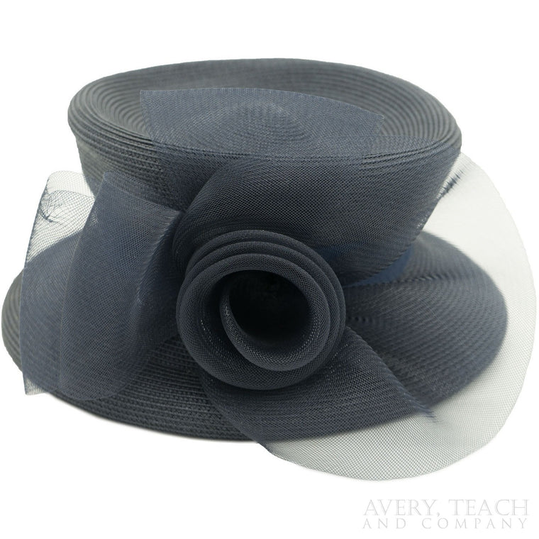 Styled Black Hat