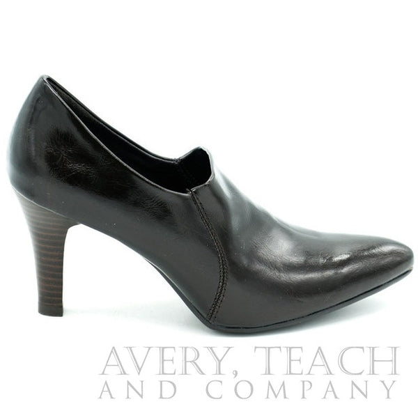 Etienne Aigner Heeled Mule - Avery, Teach and Co.
