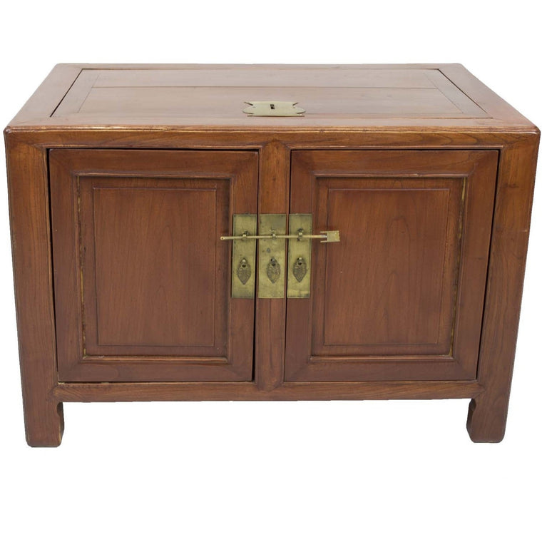 Asian Chest with Lock