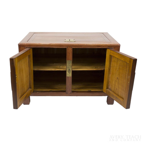 Asian Chest with Lock - Avery, Teach and Co.