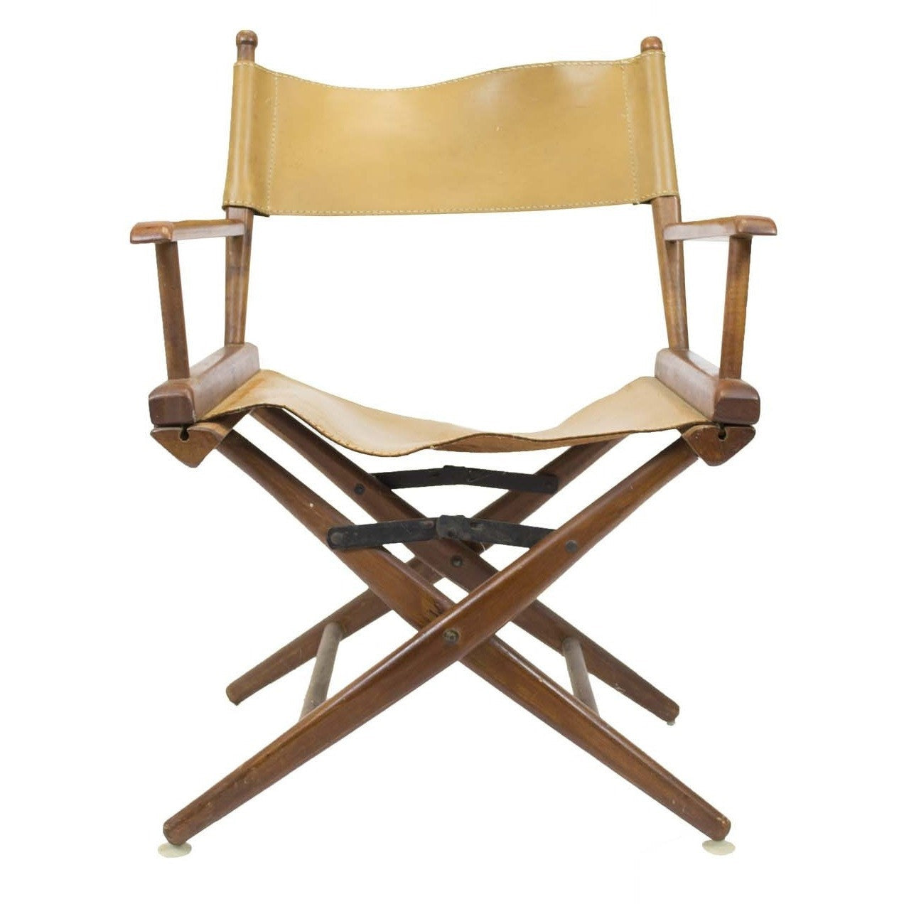 Vintage Mid-Century Modern Folding Director's Chair - Avery, Teach and Co.