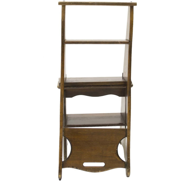Convertible Ladder-Chair Library Step Stool - Avery, Teach and Co.
