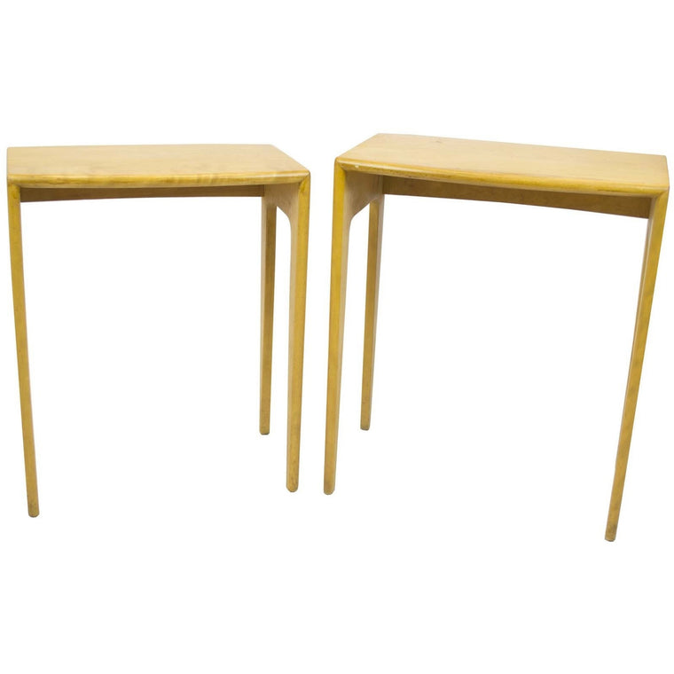Heywood Wakefield Nesting Tables