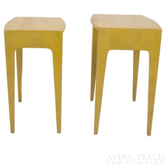 Heywood Wakefield Nesting Tables - Avery, Teach and Co.