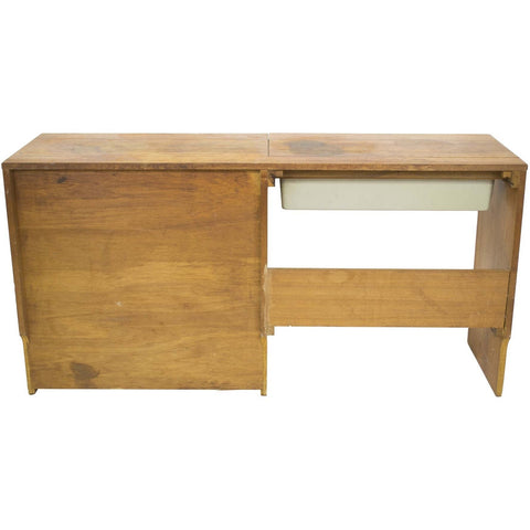 Vintage Danish Child's Art Desk - Avery, Teach and Co.