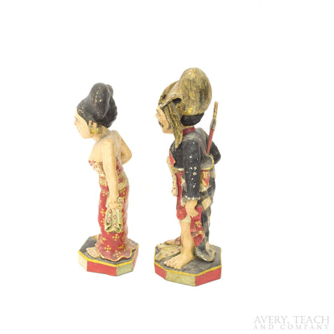 Antique Indonesian Scultpure