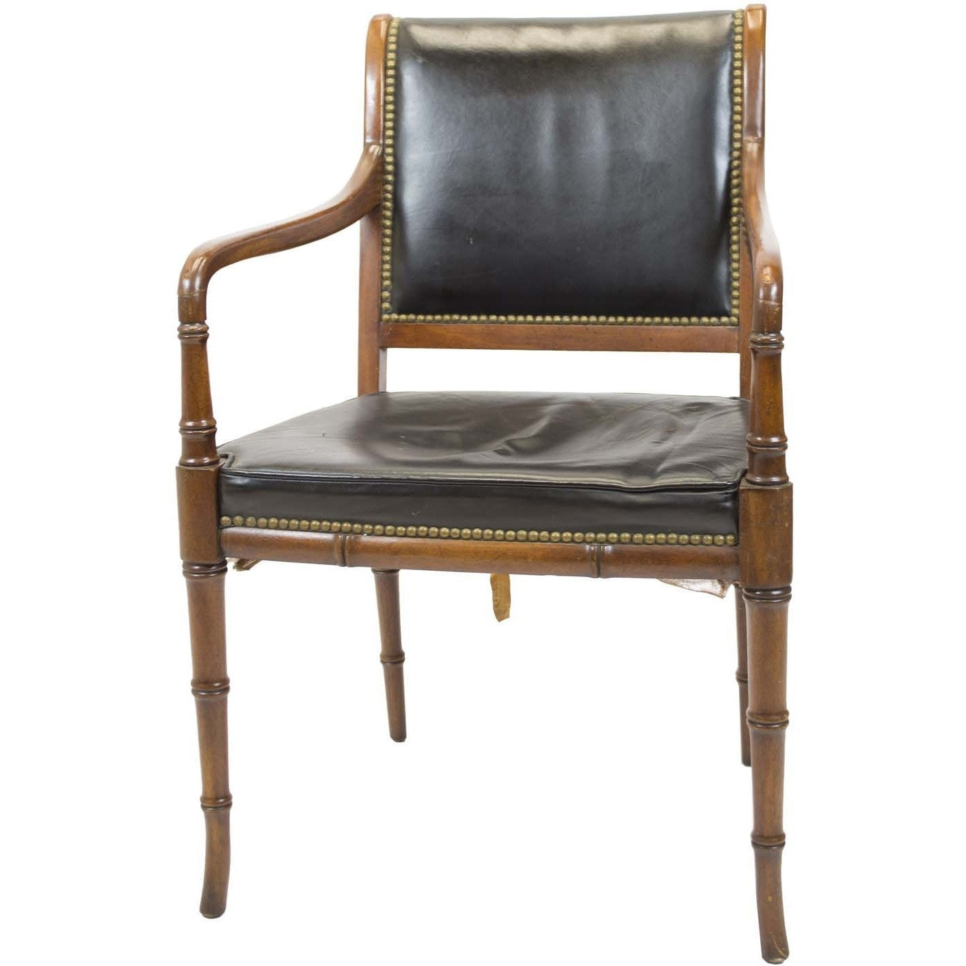 Hollywood Regency Arm Chair - Avery, Teach and Co.