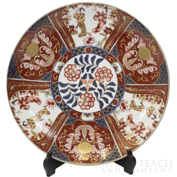 Imari Style Dish - Avery, Teach and Co.