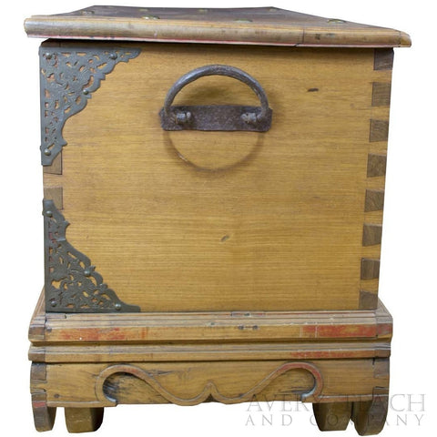 Vintage Indonesian Rice Chest - Avery, Teach and Co.