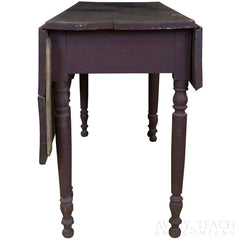 Antique Drop Leaf Table - Avery, Teach and Co.