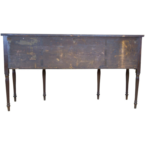 Antique Sheraton Dome Front Buffet - Avery, Teach and Co.