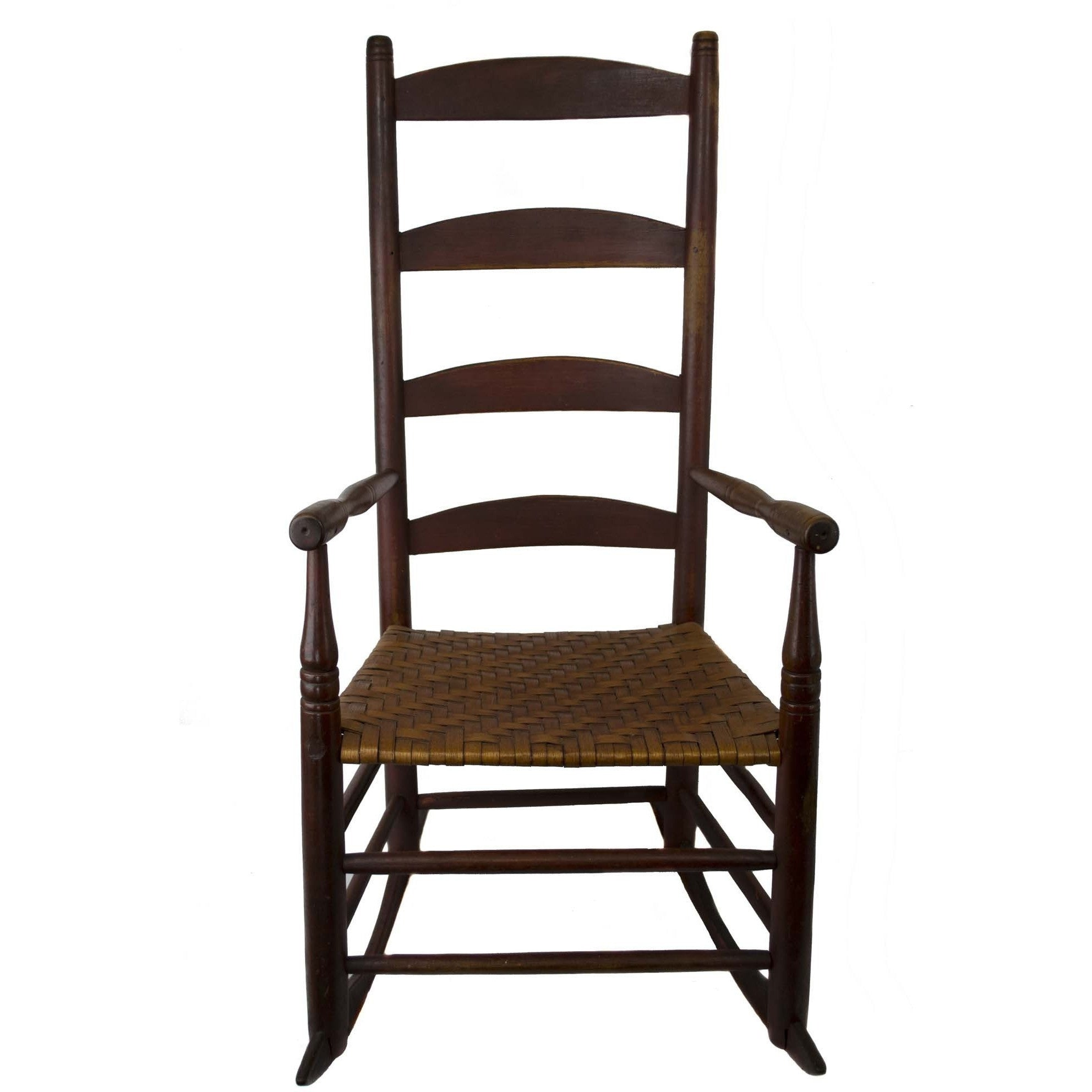 Vintage Shaker Ladder Back Rocking Chair – Avery Teach and Co